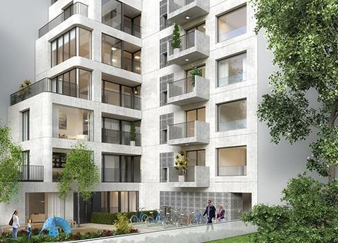 Neubauprojekt in Prenzlauer Berg